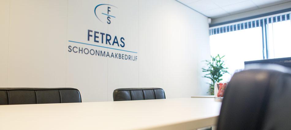 Fetras Schoonmaakbedrijf - Contact